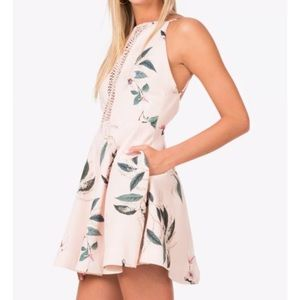KEEPSAKE the Label Dresses - KEEPSAKE The Label Pink Do It Right Mini Dress M